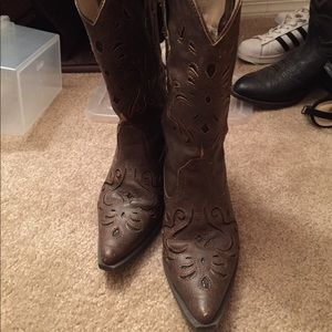 Boots bought from texas